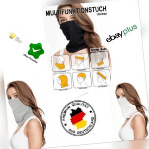 Multifunktionstuch Schlauchschal Halstuch Biker Loop Mundschutz-Maske Bandana