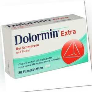 DOLORMIN extra Filmtabletten 30 St 01094724