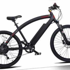 XXL Luxus e-Bike XR Mountainbike Elektrofahrrad Elektro-Fahrrad Prodeco ebike
