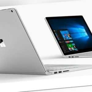 Microsoft Surface Book 13,5 Zoll /Intel Core i5 /8GB RAM/256GB SSD SX3-00012 NEU