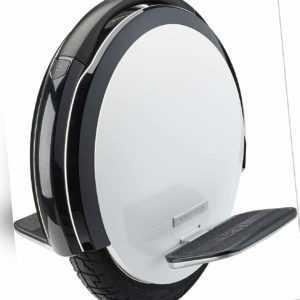 Ninebot S2 Elektrisches Einrad Unisex Erwachsene, Weiß