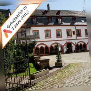 Kurzurlaub Trier Mosel Gutschein für 2 Personen im Hotel Klosterschenke 5 Tage