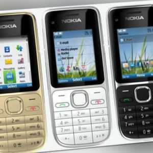NOKIA C2-01 TASTEN-HANDY QUAD-BAND MOBILE PHONE BLUETOOTH KAMERA...