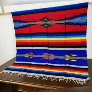 MEXIKO DECKE [DIAMOND BLANKET 17] MEXIKANISCHE TAGES,YOGA,PICKNICK