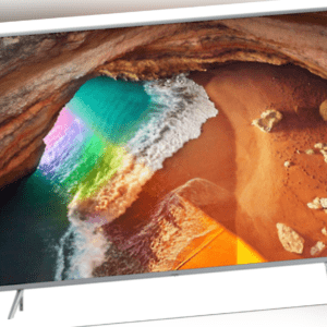 Samsung GQ65Q65RGTXZG B-Ware 163 cm (65 Zoll) 4K QLED Ultra HD HDR Twin Tuner