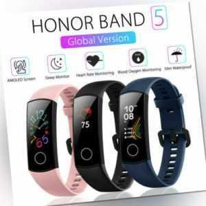 Huawei Honor Band 5 Smart Watch Fitness Tracker AMOLED Waterproof Armband Sport