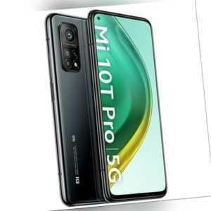 Xiaomi Mi 10T Pro 5G 256GB(D1) 0000 sw, cosmic black, Smartphone,...
