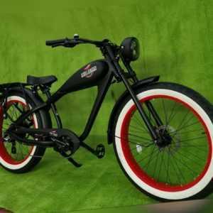 Original CHILL EBIKE E-Bike Beach Cruiser Bobber Vintage kein Ruffian Retro