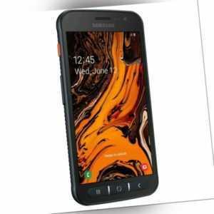 Samsung Galaxy XCover 4s SM-G398F 32GB Schwarz Ohne Simlock...