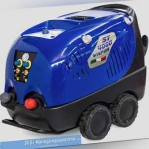 Trockendampf Dampfstrahler Dampfreiniger Desinfektion Wasserdampf Vapor Mazzoni