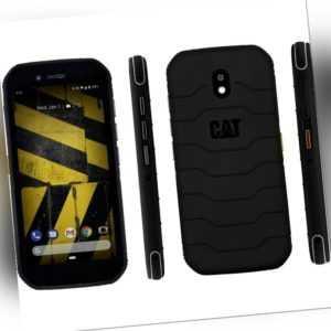 Caterpillar CAT S42 - Black Outdoor Handy Smartphone Android...
