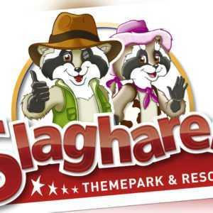 Neu bei Slagharen: Cowboy Cottage für 2 Erwachsene und max. 4 Kinder