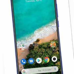 Xiaomi Mi A3 - 64GB - Just Blue Dual SIM (Unlocked) Smartphone