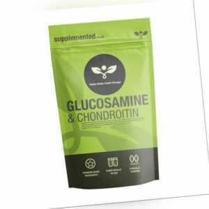 Glukosamin 500mg Chondroitin 400mg 180 Tabletten Gelenk Stütze Arthritis