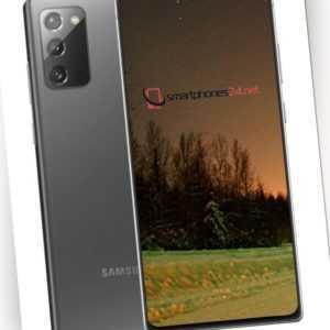 "Samsung Galaxy Note 20 5G 256GB Mystic Gray Grau 6,7"" Dual Sim..."
