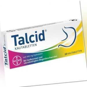 TALCID 20St 2530481