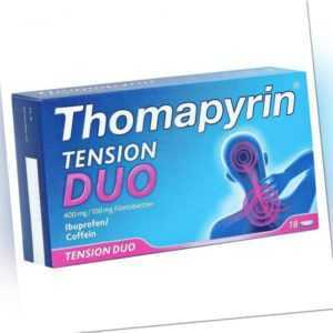 THOMAPYRIN TENSION DUO 18 St