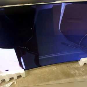 """65"""" Samsung Premium GQ65Q8CNGT   Transportschaden Panelbruch defek"""