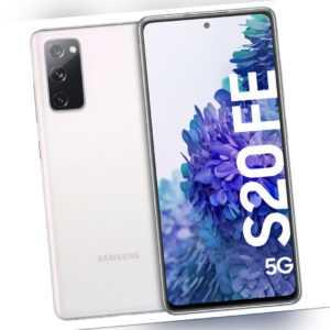 Samsung G781B Galaxy S20, FE, 5G, 128 GB, Dreifach-Kamera,...
