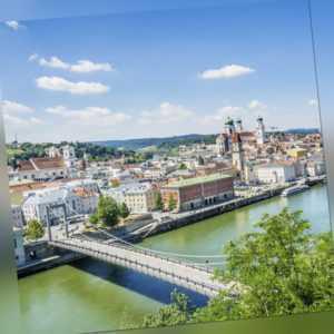 3 Tage Kurz Urlaub Städereise Passau 3*** Hotel Bayerischer Wald Reisegutschein