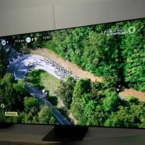 Samsung GQ65Q95T 165 cm 65 Zoll 4K QLED SmartTV PQI4300 2x DVB-T2/C/S2 HD (2020)