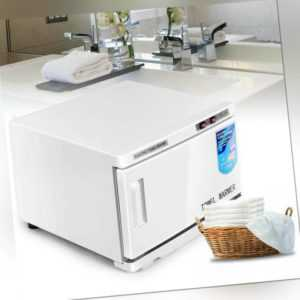 Handtuchwärmer Towel Kosmetik Schrank Kompressenwärmer für Friseursalon 16L