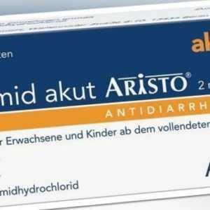 Loperamid akut Aristo 2 mg Tabletten 10 St PZN: 7756497