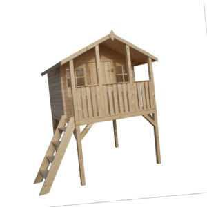 ❤️ Kinderhaus Benny Toby Tobi Kinderspielhaus Gartenhaus Stelzenhaus Spielhaus