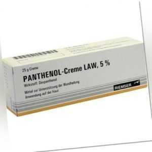PANTHENOL Creme LAW 25 g PZN 4020778