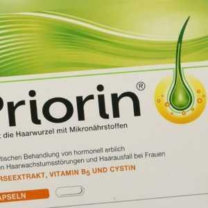 Priorin Kapseln, 1er Pack (1 x 120 Stück) Ablaufdatum 01/2022
