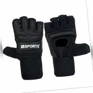 Boxhandschuhe MMA Kampfsport Kickboxen Halbfinger Handschuhe Grappling UFC S