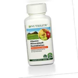 Amway™ NUTRILITE™ Vitamin Mineralstoff Kautabletten -Vitamine 120 Kautabletten