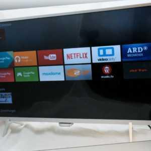 "32pfs6402/12 Philips Android TV mit Ambi Light 32"" LED  Smart TV      #LV 811 J1"