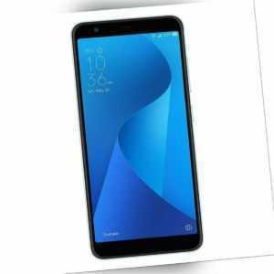 Asus Zenfone Max Plus 32GB Smartphone ohne Vertrag silber - NEU