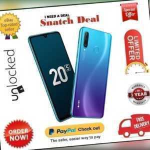 HUAWEI HONOR 20S MAR-LX1H 128GB + 6GB RAM DUAL SIM UNLOCKED BRAND...