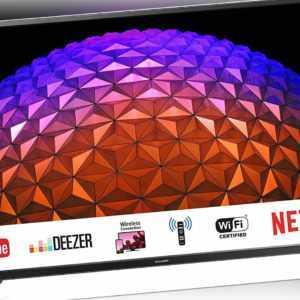 SHARP LC-32CFG6022E 81 cm (32 Zoll) Fernseher Full-HD TV