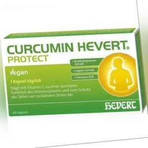 CURCUMIN HEVERT Protect Kapseln   60 st   PZN16230794
