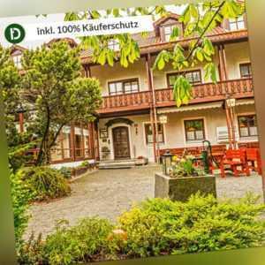 Niederbayern 3 Tage Bad Griesbach Reise Waldpension Jägerstüberl Hotel-Gutschein
