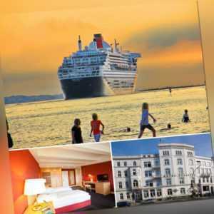 4 Tage Städtereise Hamburg mit Hamburg Card Relexa Hotel Top Lage 2 Personen WOW