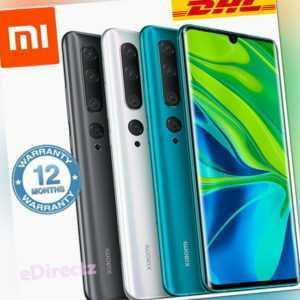 Xiaomi Mi Note 10 Pro 256GB/128GB 8GB/6GB DualSIM Entsperrt Handys...