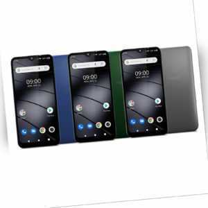 Gigaset GS 110 Smartphone 6,1 Zoll Android Face ID Dual Sim 16 GB...