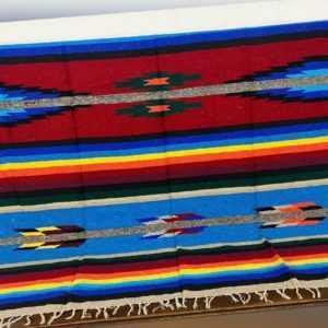 MEXIKO DECKE [DIAMOND BLANKET 13] MEXIKANISCHE TAGES,YOGA,PICKNICK