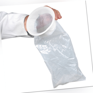3x Spuckbeutel (Nierenschale Brechbeutel Klinik Arzt Praxis Kinder KiGa Schule)