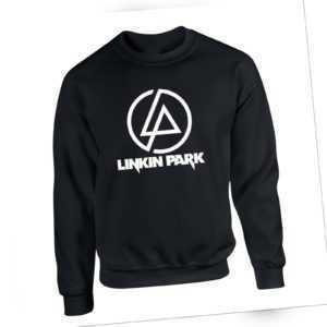 Linkin Park Logo Sweater Music Punk POP Rock Band Gift Sweatshirt Jumper S - 2XL