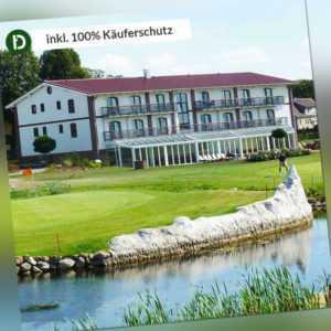 Stralsund 3 Tage Süderholz Urlaub Hotel Golfpark Strelasund Reise-Gutschein