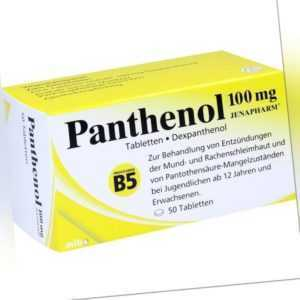 Panthenol 100 mg Jenapharm   50 st   PZN6150829