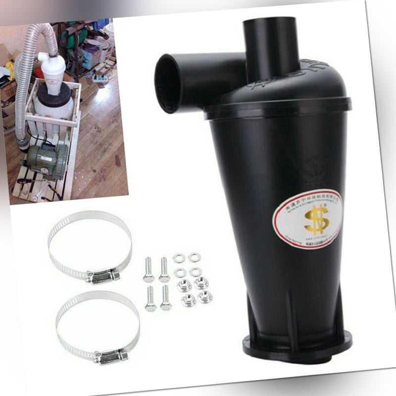 Zyklon Staubabscheider Filter Abscheider Staubabsaug Absauggeräte Separator【DE】