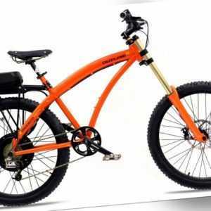 XXL Luxus e-Bike SS Mountainbike Elektrofahrrad Elektro-Fahrrad Prodeco ebike