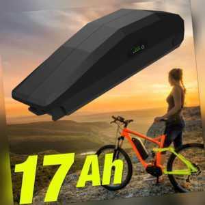 E-Bike Vision LiIon Akku 36V/17Ah 624Wh für Yamaha Antriebssystem PW,PW-X,PW-X2
