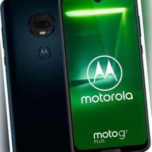 Motorola Moto G7 Plus (XT1965-3) Dual SIM deep indigo/dunkelblau...